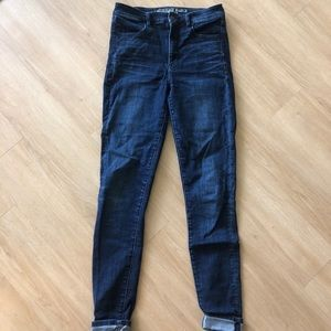 American Eagle Outfitters Jeans - American Eagle Super Hi-Rise Jegging